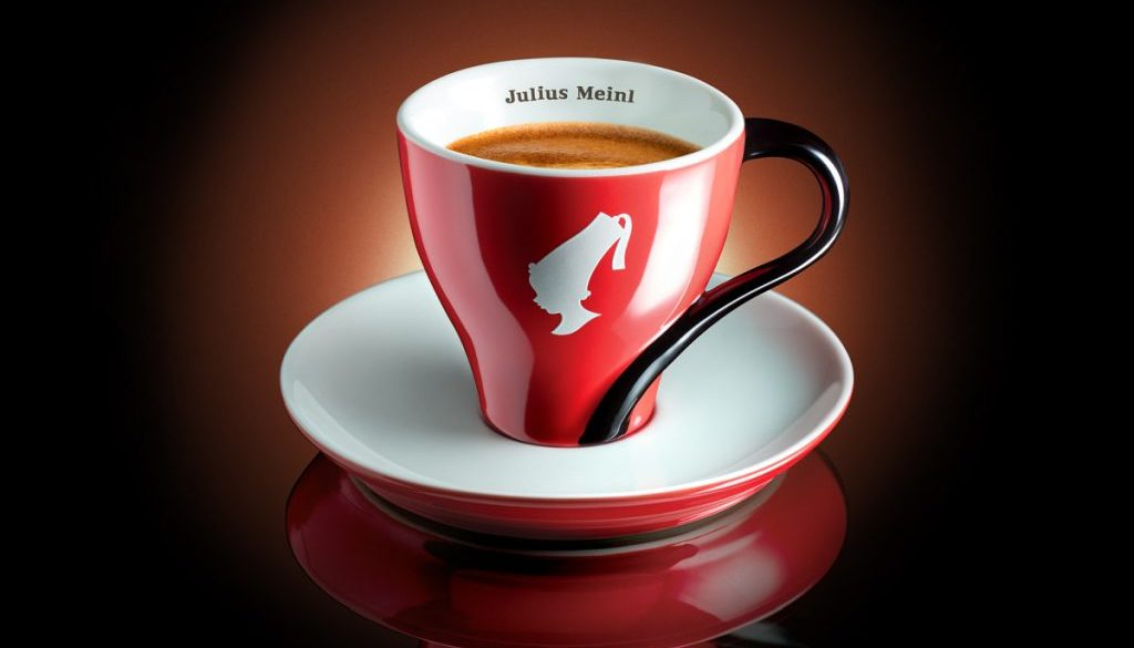 Julius Meinl red cup
