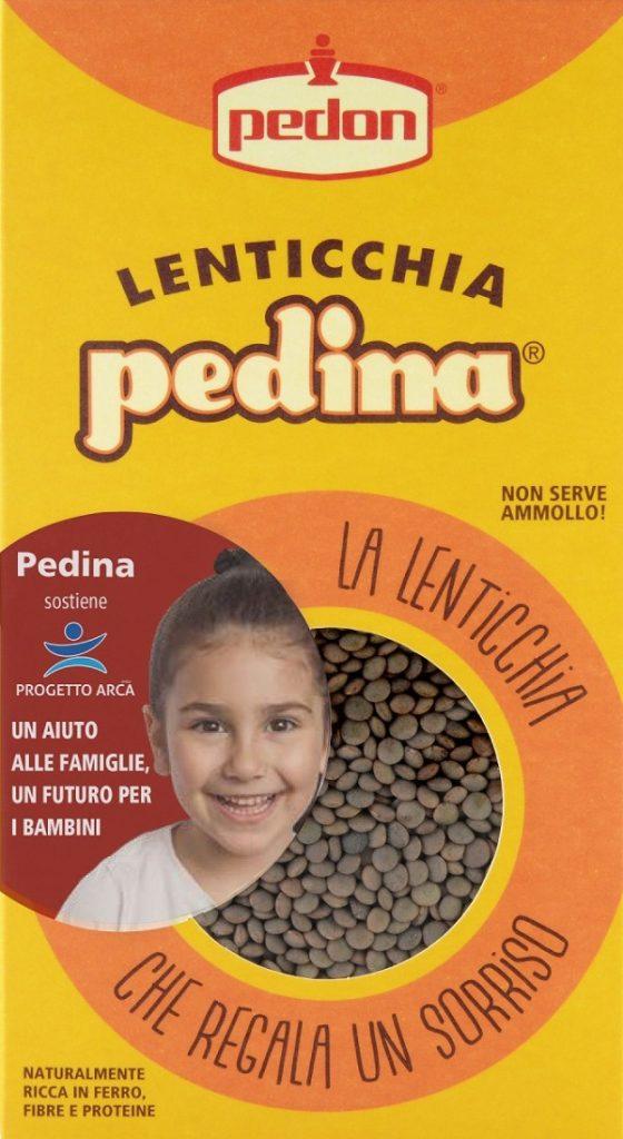 lenticchia Pedina e progetto Arca