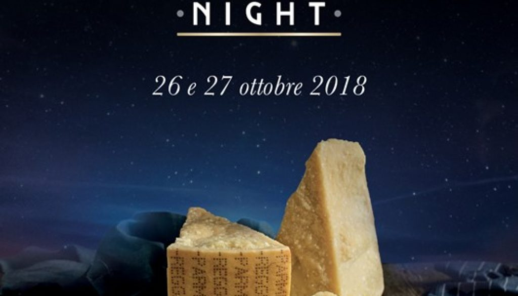 Parmigiano Reggiano Night 2018