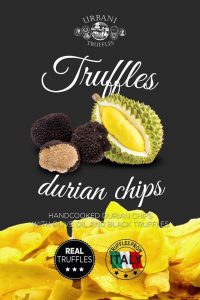 Truffle Durian Chips
