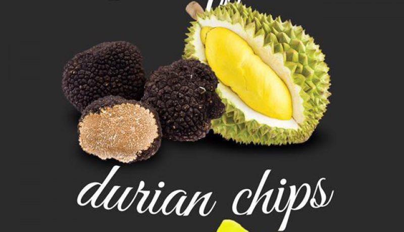 Truffle Durian Chips
