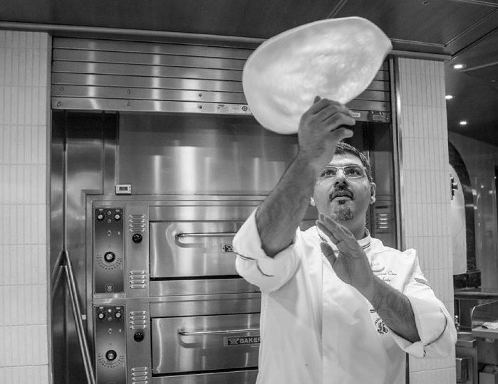 UNESCO pizza napoletana chef Massimo