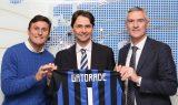 GATORADE E INTER FC_ Javier Zanetti_Marcello Pincelli AD PepsiCo Italia_Alessandro Antonello_CEO InterFC