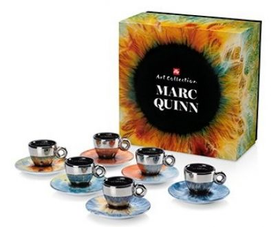 illy art collection Marc Quinn