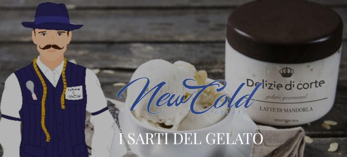 I gelati di New Cold acquistabili in e-commerce
