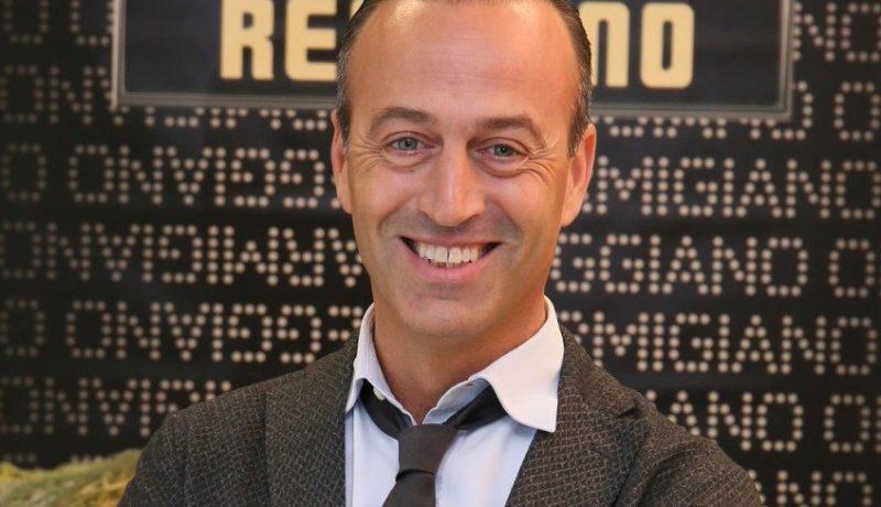 Nicola Bertinelli, Presidente, Consorzio del Parmigiano Reggiano
