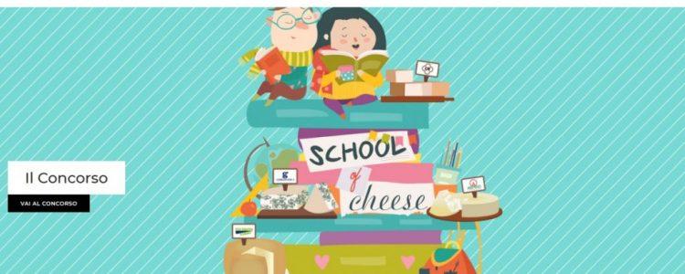 La sana alimentazione inizia a scuola: school of cheese