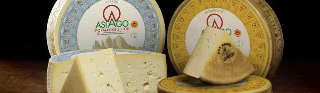 Asiago DOP crescita in controtendenza rispetto al comparto dei formaggi semiduri