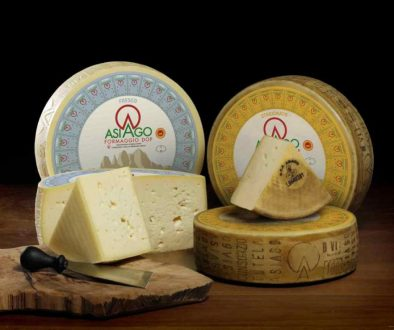 Asiago fresco Asiago stagionato DOP