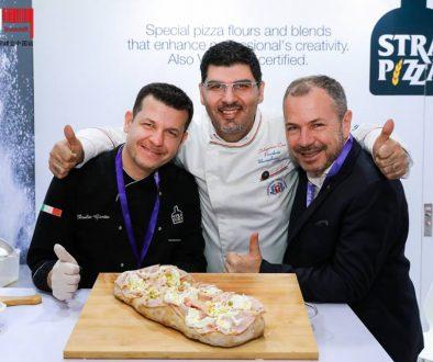 chef Massimo, Strapizza