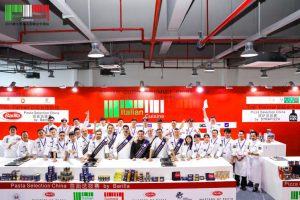 italian cuisine summit China 2018