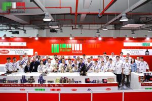 italian cuisine summit China 2018 premi