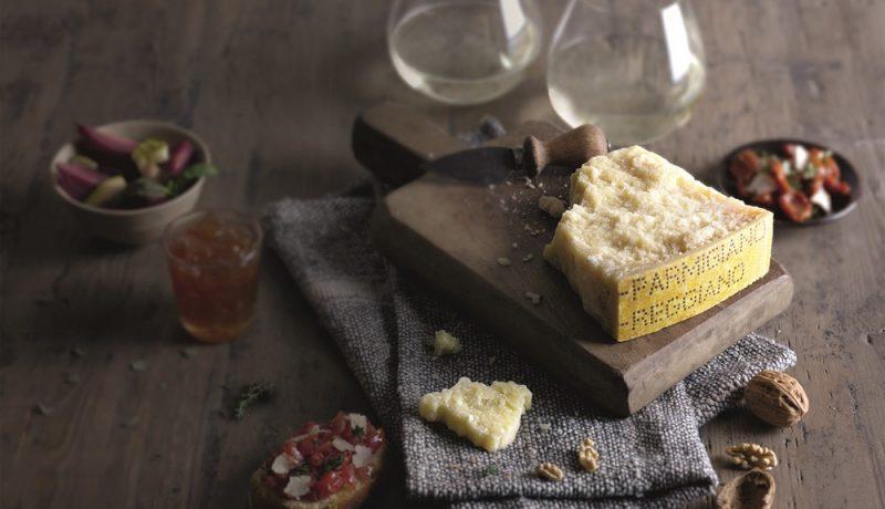 Parmigiano Reggiano_tagliere