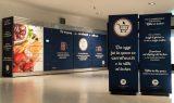 locker per il ritiro della spesa online Carrefour