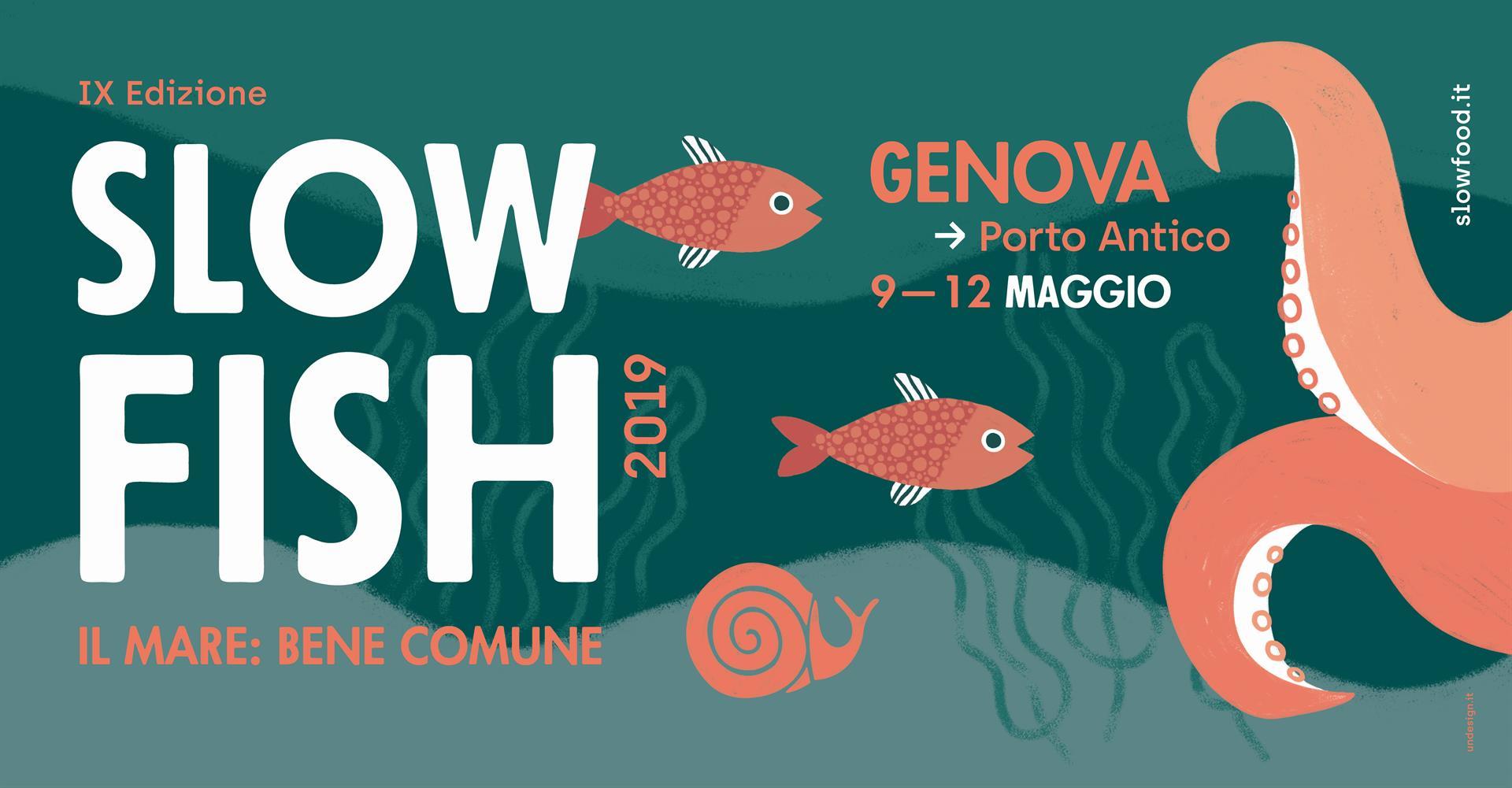 Slow Fish: Il mare bene comune – Giovani di tutto il mondo venite e fatelo vostro