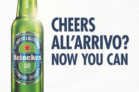 Heineken 0.0 official partner di Milano Marathon 2019