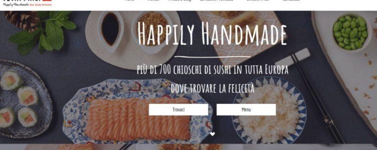 Sushi Daily e Walà: sushi  fresco a casa in tutta Milano