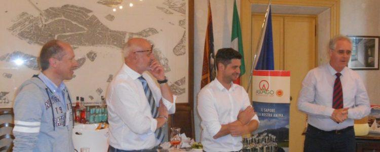 Fiorenzo Rigoni riconfermato Presidente