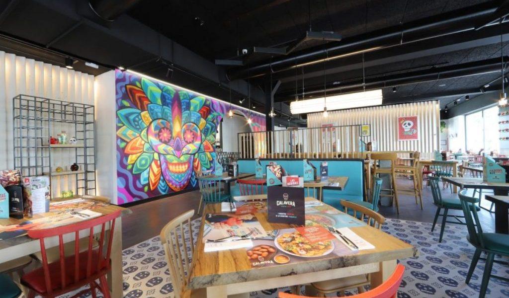 Calavera Fresh Mex: 15° ristorante
