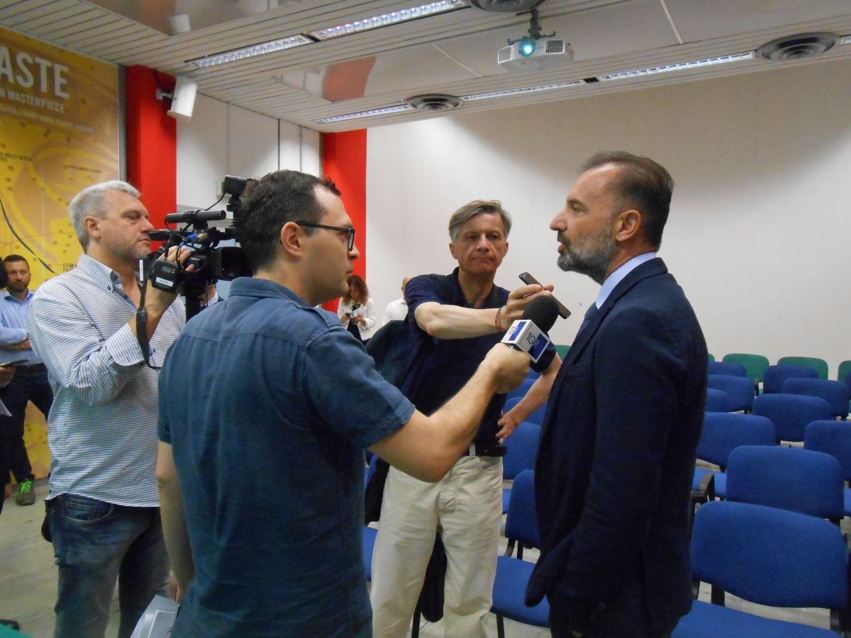 conferenza stampa, Massimo Bitonci, Padova