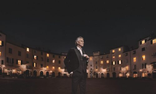 illy bocelli piazza notte