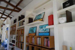 libreria, cantina Cusumano, Partinico
