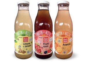 Baule Volante - Frutta e aceto drink