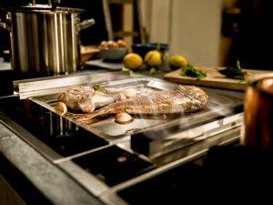 cucinare il pesce, Neff
