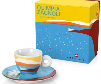Olimpia Zagnoli, Barcolana 2019, illy