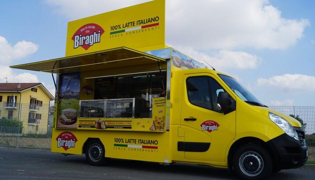 furgone Biraghi