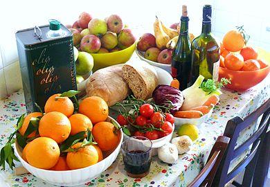 Abbiamo insegnato a tutto il mondo la dieta mediterranea e l'abbiamo abbandonata