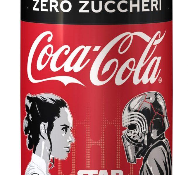 Coca-Cola celebra l'uscita di Star Wars: L'Ascesa di Skywalker