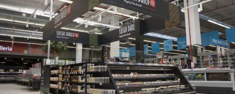 Sushi Daily (gruppo KellyDeli): 160 chioschi in Italia, obiettivo 2020 arrivare a 200 chioschi
