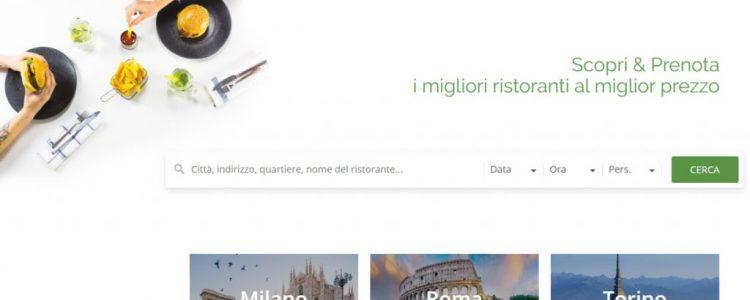 Partnership Guida Michelin e TripAdvisor (TheFork)