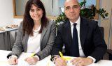 Monica Spada e Luigi Scordamaglia