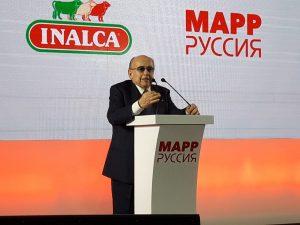 Inalca Mosca, Luigi Cremonini