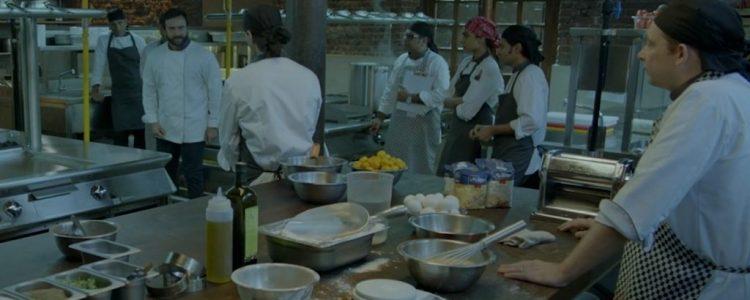Anche gli indiani fanno film sugli chef