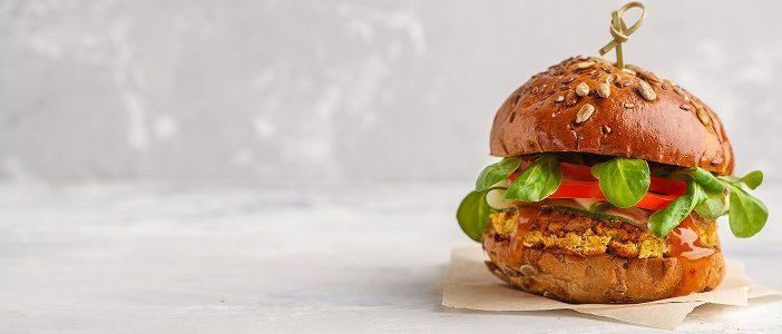 Burger di lupini: la ricetta