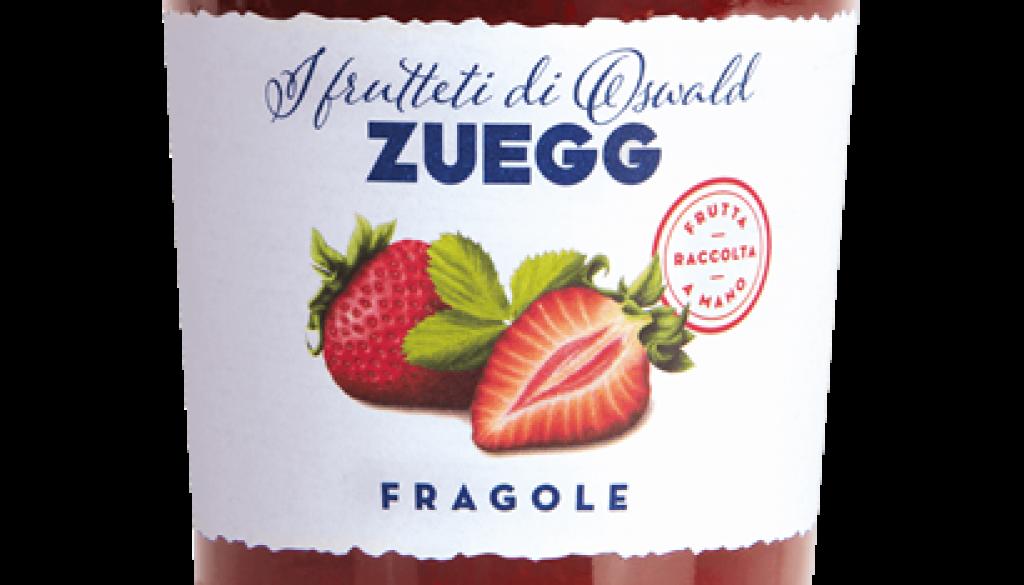 Zuegg fragole