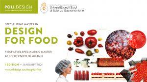 master design for food