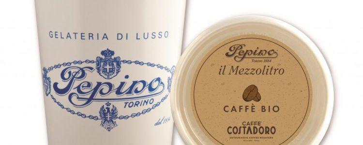 La nuova linea Pepino-Costadoro di gelati bio al caffè arriva in GDO