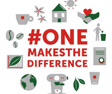 #ONEMAKESTHEDIFFERENCE