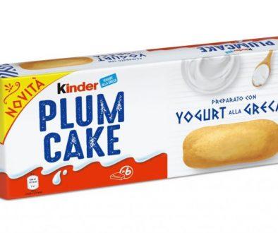 Kinder plum cake