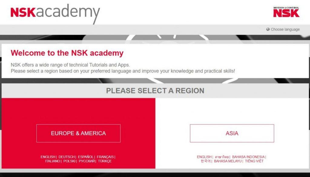 NSK academy