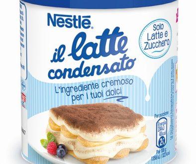 Latte Condensato Nestlé Latta