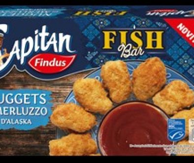 Nuggets di Merluzzo, Capitan Findus