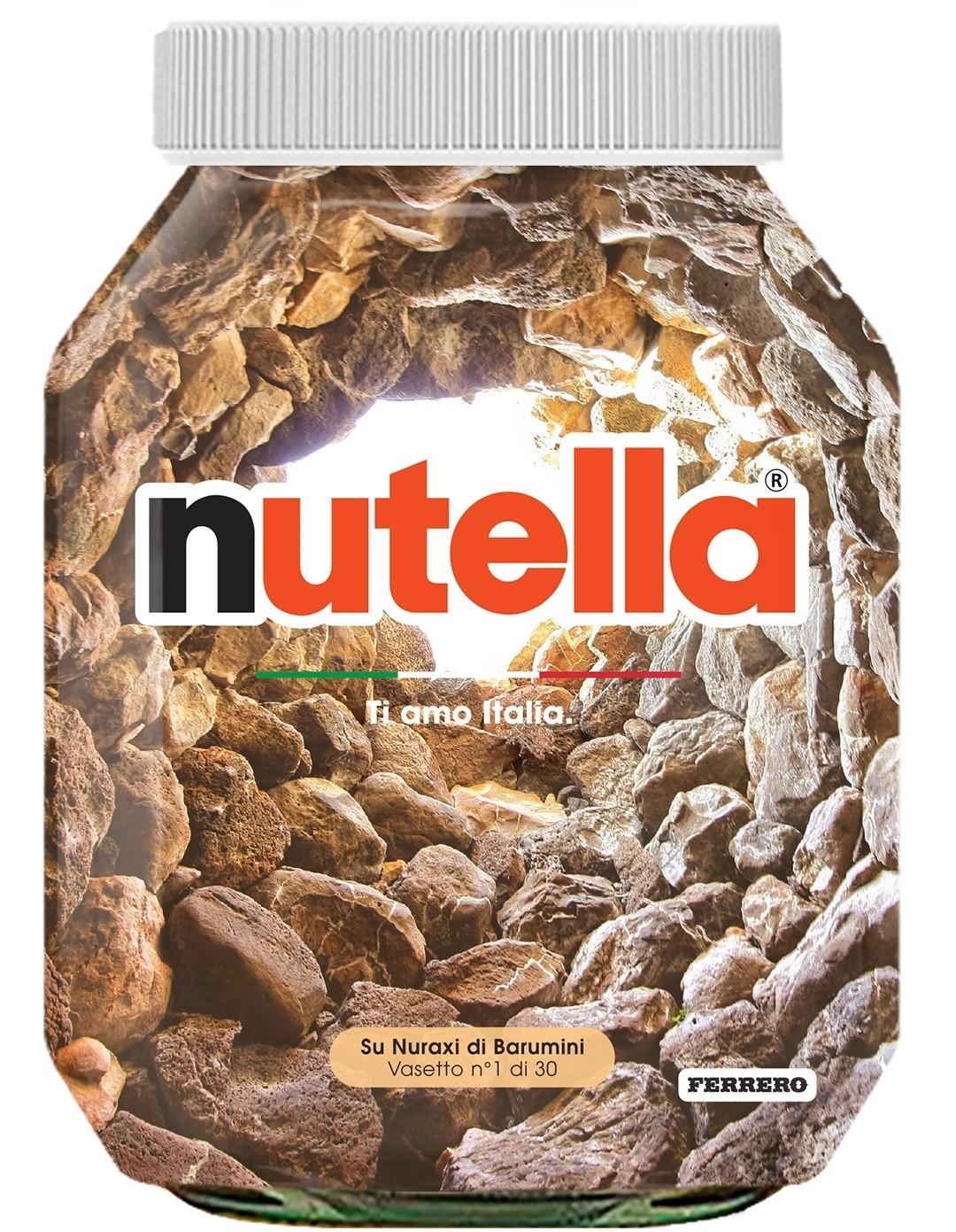 Nutella 01 Sardegna Su Nuraxi di Barumini