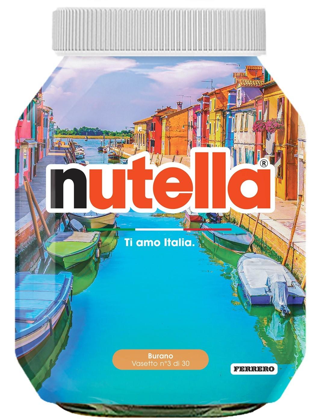 Nutella 03 Veneto Burano