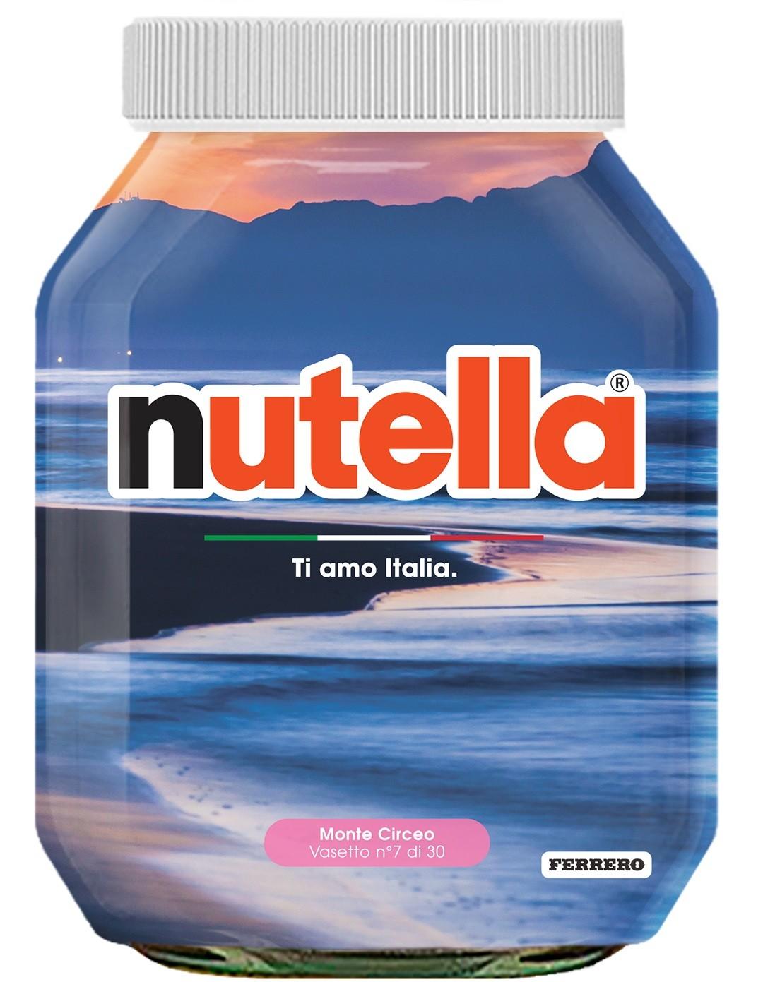Nutella 07 Lazio Monte Circeo