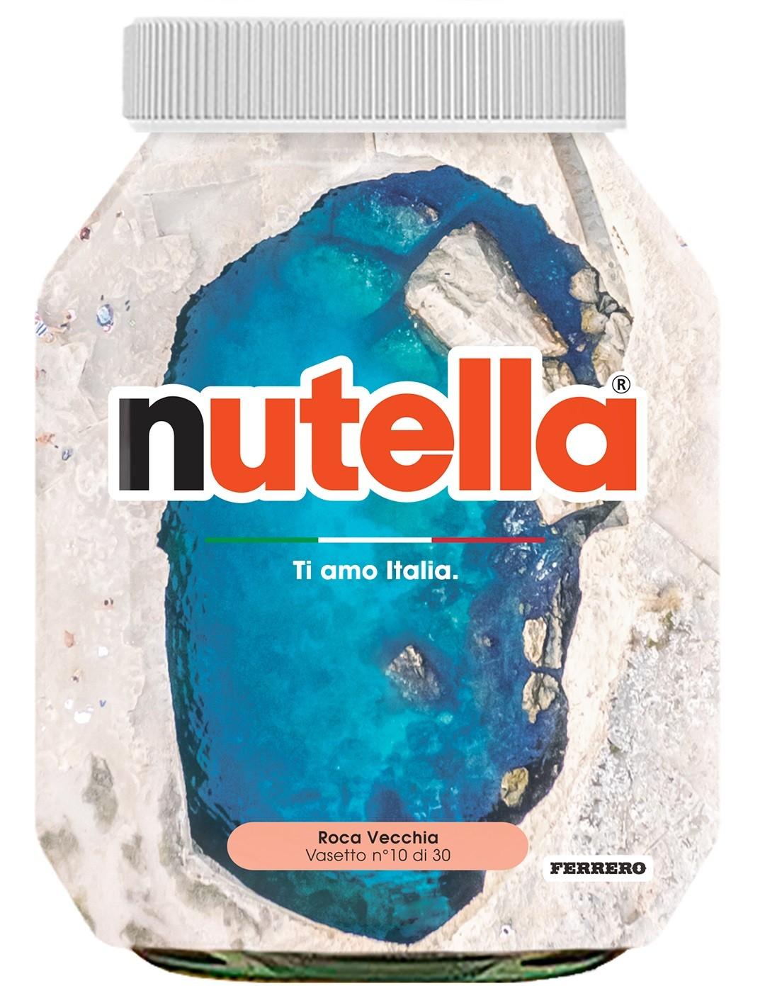 Nutella 10 Puglia Roca Vecchia